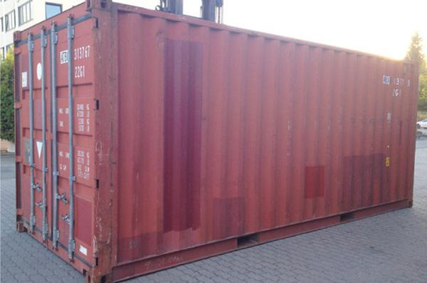 20'-Lagercontainer