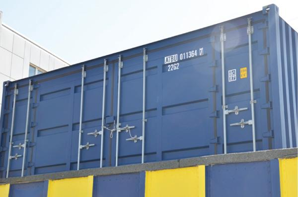 20'-Open-Side-Container