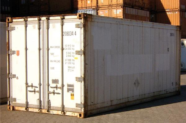 20'-Isoliercontainer